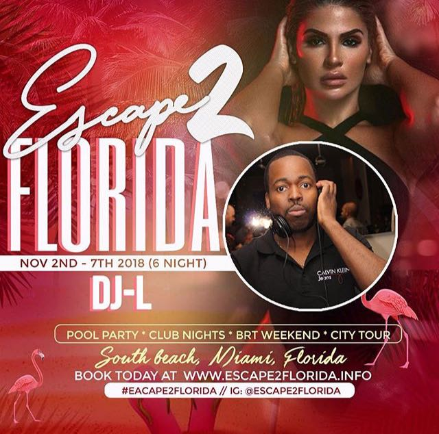 DJ L Escape 2 Florida